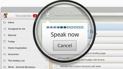 Wunderlist lanza una aplicación empaquetada de Chrome que supera a la versión nativa