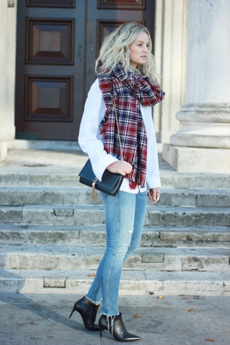 Cuatro trucos de estilismo para sobrevivir con éxito al entretiempo