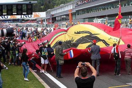 El Santander anunciará mañana el patrocinio de la Scuderia Ferrari