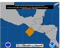 Temporada de huracanes: Agatha, la primer tormenta
