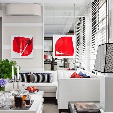 Combinar el aire acondicionado en la decoración es posible. Y el interiorista Manuel Espejo nos demuestra cómo conseguirlo
