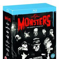 Una colección monstruosa a precio de risa: Universal Classic Monsters, en Blu-ray, por 14,39 euros