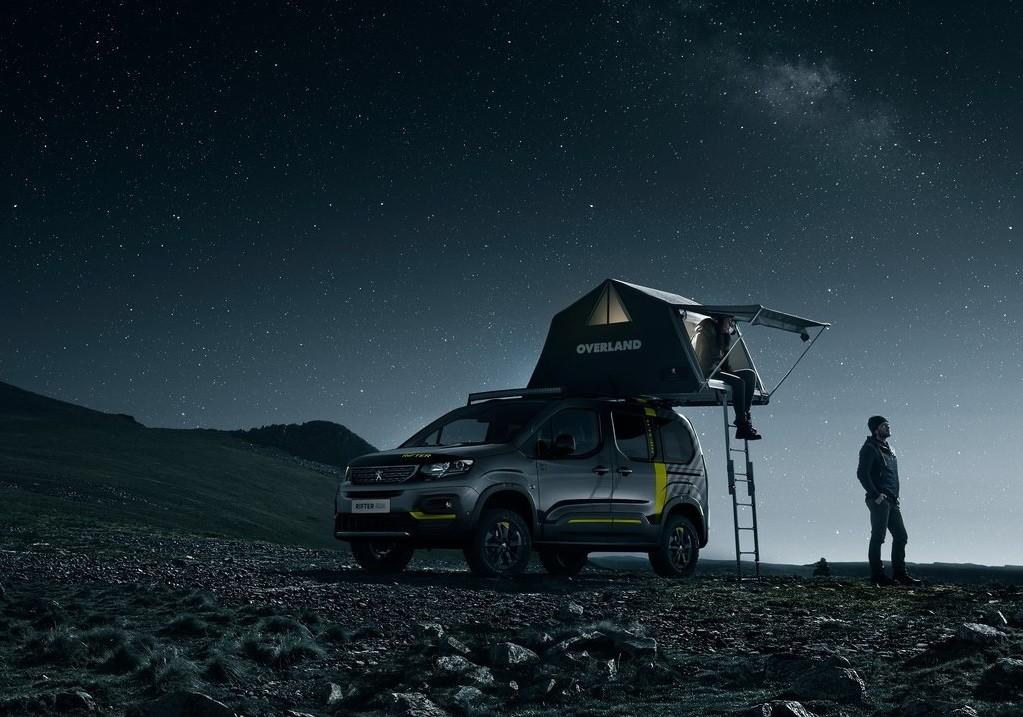 Foto de Peugeot Rifter 4x4 concept (9/13)