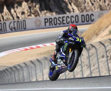 Garrett Gerloff Laguna Seca Motoamerica 2018