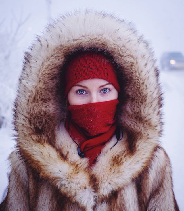 Foto de El lugar más frío del mundo (1/19)