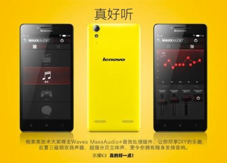 Lenovo K3 Music Lemon (1)