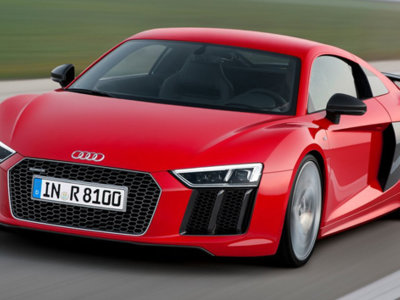 El Audi R8 dice no al turbo, de momento