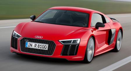 El Audi R8 dice no al turbo, de momento