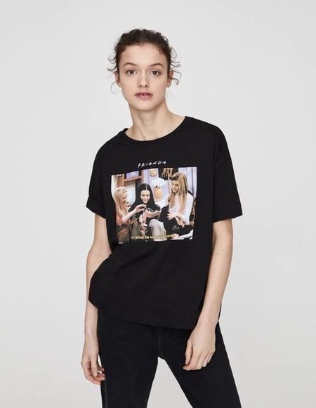 Pull Bear Camiseta Series Tv 02