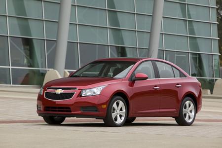 El Chevrolet Cruze y sus motores en Estados Unidos