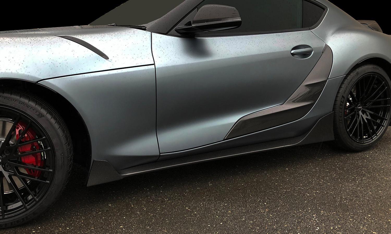 Foto de Toyota Supra TRD Line Concept (3/9)