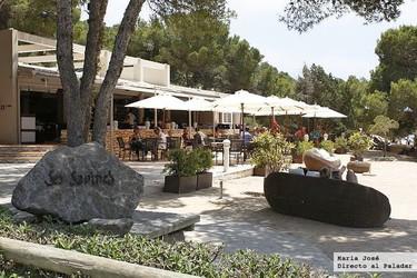 Restaurante Ses Savines, disfrutar de la comida en un entorno privilegiado
