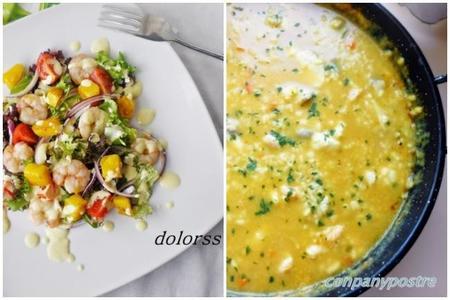 Blog de cuina Dolorss / Con pan y postre
