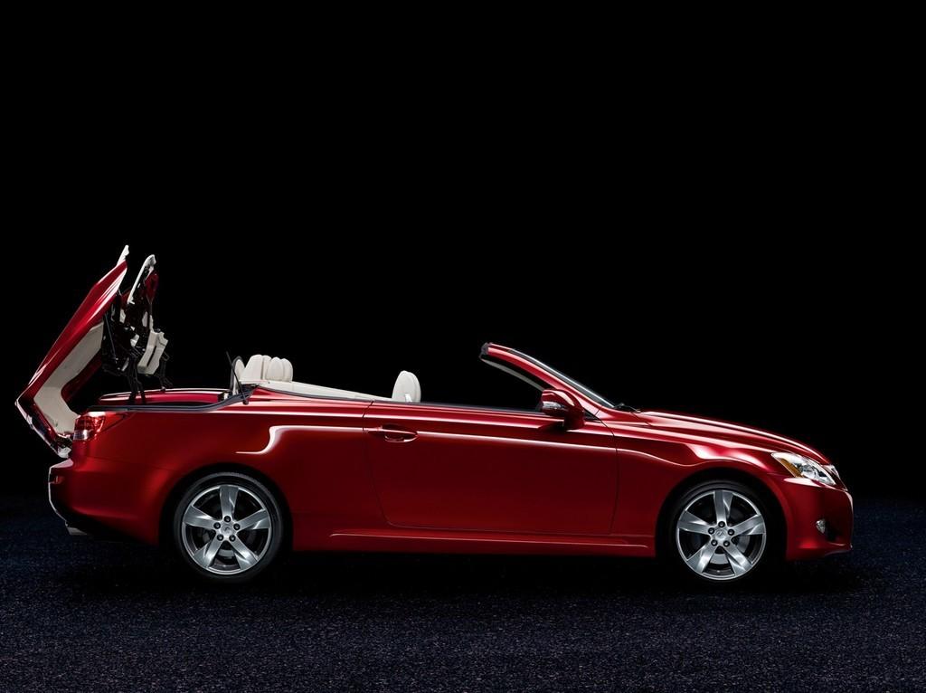Foto de Lexus IS 250C (10/28)