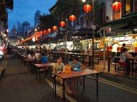 Costumbres de Asia: los Food Court (o comer en la calle)