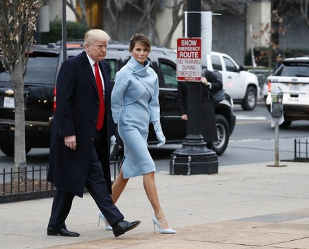 Melania Trump Primera Dama