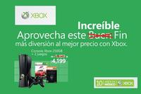 Xbox méxico anuncia sus rebajas para el buen fin.