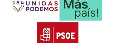 PSOE, Unidas Podemos y Más País ¿existen diferencias programáticas?