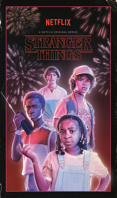 T Mobile Netflix Stranger Things 1