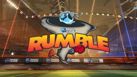 Cuando pensabas que Rocket League no podía mejorar más, llega Rumble, un DLC gratuito que te hará más adicto a este juego