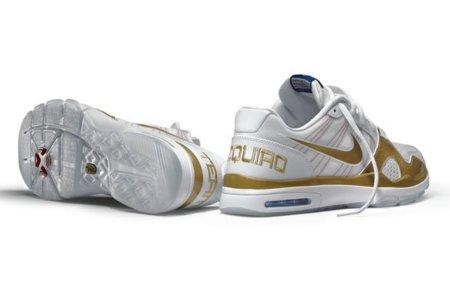 Nike elige el dorado y el negro para sus zapatillas Trainer 1.2 Manny Pacquiao