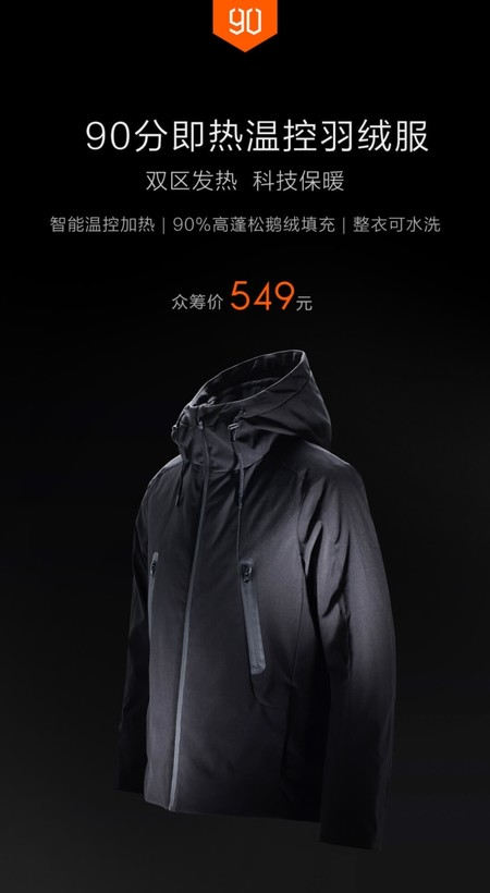 Xiaomi Parka Calefaccion1