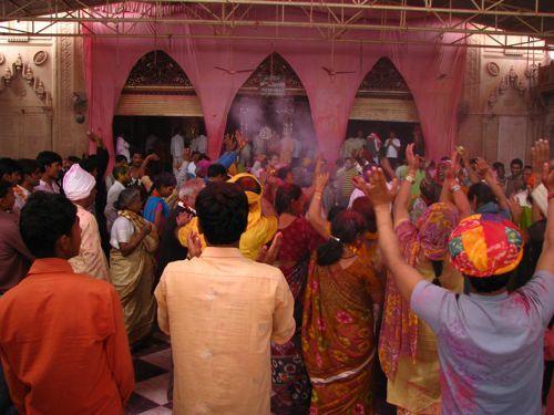 Foto de Caminos de la India: Barsana (8/10)