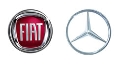 Mercedes y Fiat podrían colaborar para el desarrollo del Clase A y Clase B