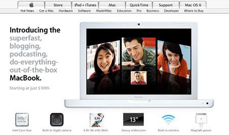 Nuevo MacBook: Ya es Oficial