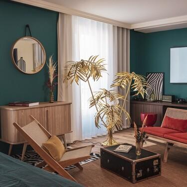 El hotel en el que querrás alojarte en tu próxima visita a la capital francesa es el Hotel Seven París