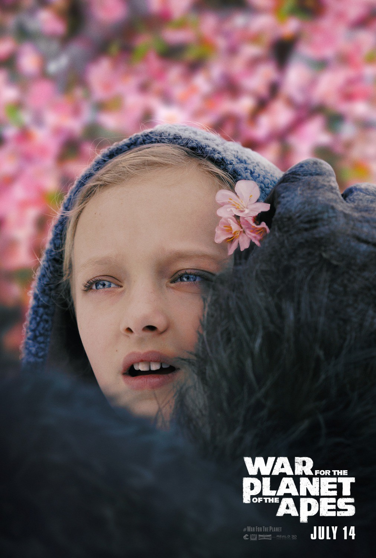 Foto de Carteles de 'La guerra del planeta de los simios' (3/6)