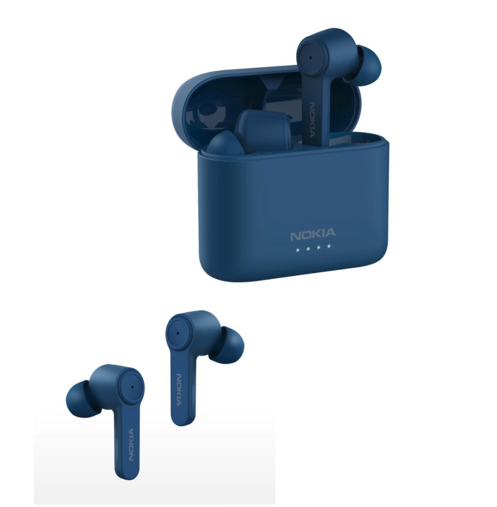 Nokia Noise Cancelling Earbuds - Polar Sea