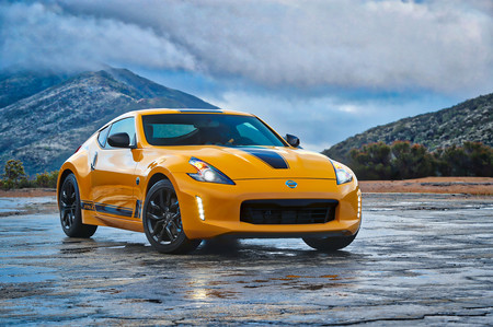 Nissan 370z Heritage Edition 2017 7
