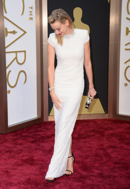 Naomi Watts de Calvin Klein Collection en los Oscar 2014
