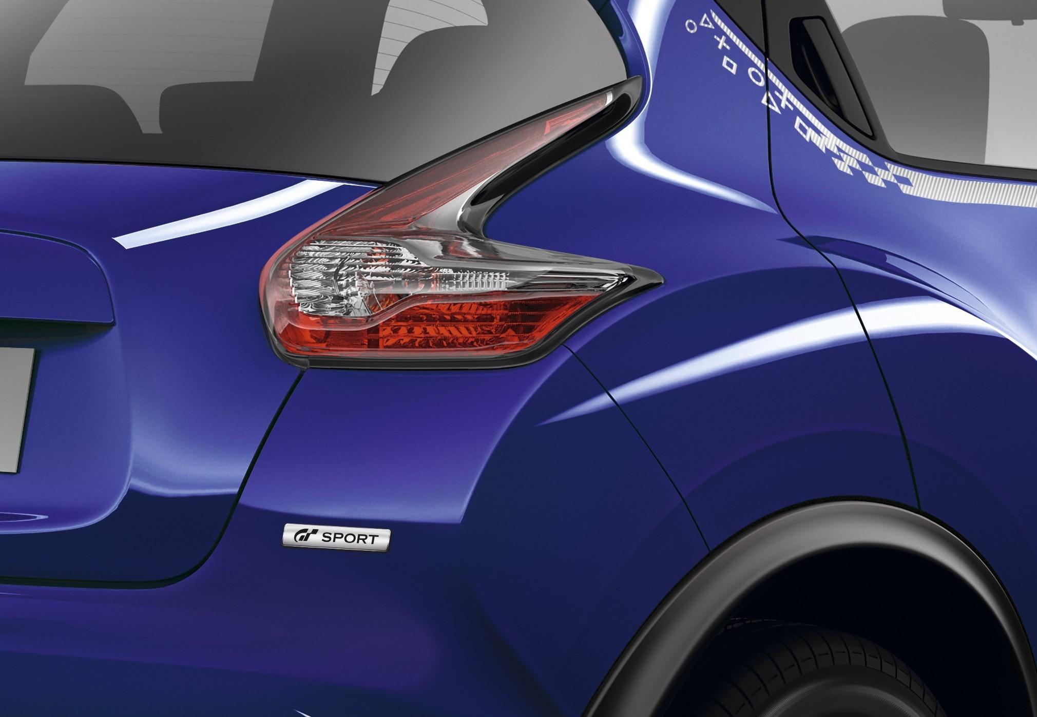 Nissan Juke GT Sport Playstation