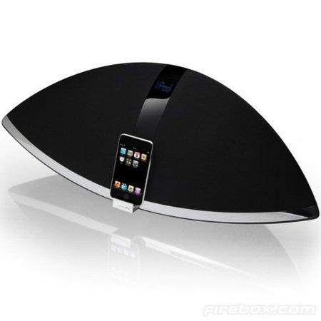TEAC Aurb, un altavoz de diseño para el iPhone