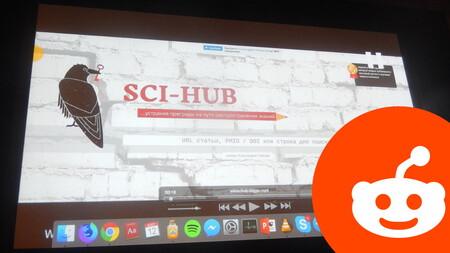 Una comunidad de Reddit se moviliza para 'salvar Sci-Hub' respaldando en la red Torrent toda su biblioteca de 'papers' científicos