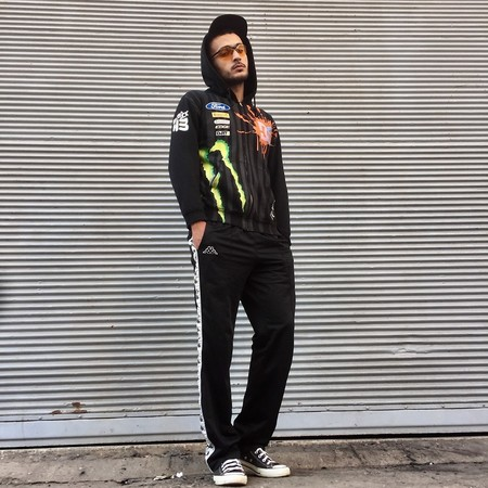 Menswear Tracksuit Street Style Spring Summer 2018 03