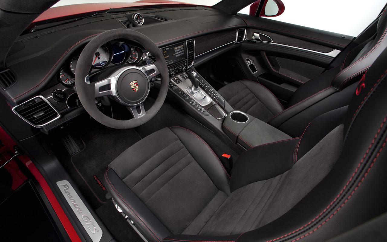 Foto de Porsche Panamera GTS (8/8)