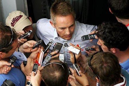 McLaren confirma el despido de Dave Ryan