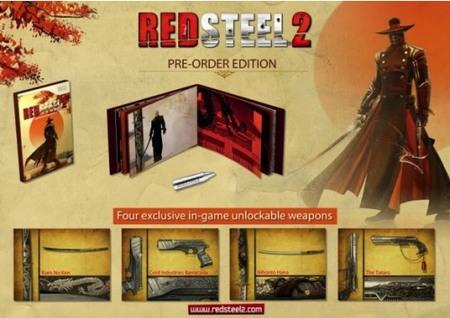'Red Steel 2' y su edición especial al reservar una copia