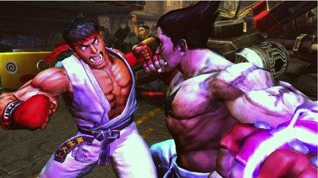 'Street Fighter X Tekken' confirmado