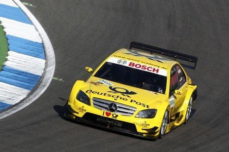 """David Coulthard no tendrá un Mercedes """"pata negra"""" en el DTM"""