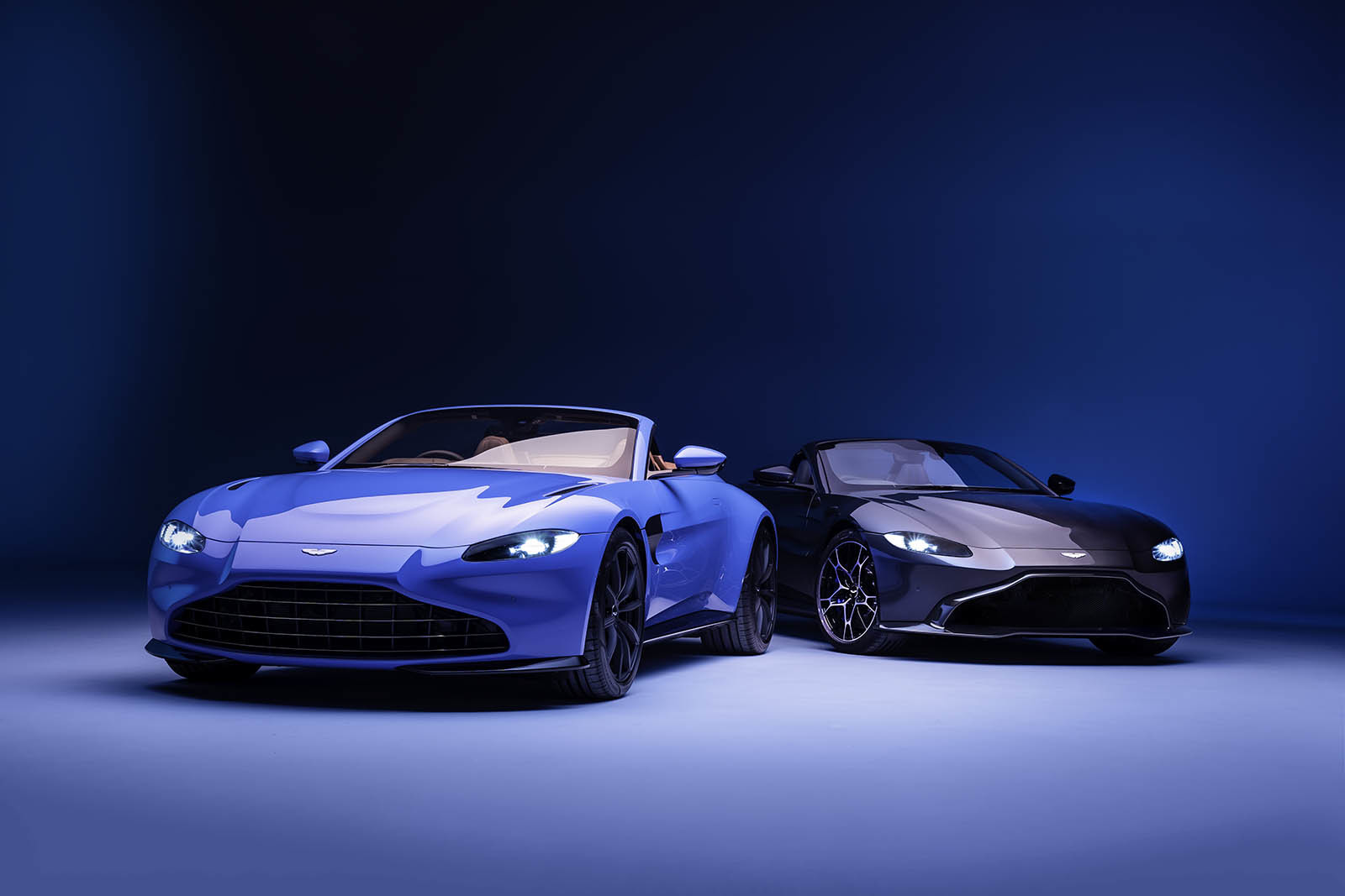 Foto de Aston Martin Vantage Roadster 2020 (10/11)