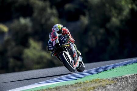 Espargaro Jerez Motogp 2021