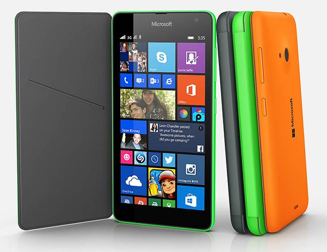 Foto de Nokia Lumia 535 (8/11)