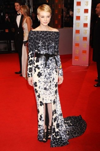 Famosas mejor vestidas: Carey Mulligan
