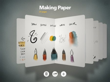 Paper nos muestra sus herramientas