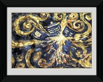 Cuadro Doctor Who