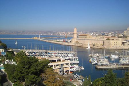 Marsella, capital europea de la cultura 2013